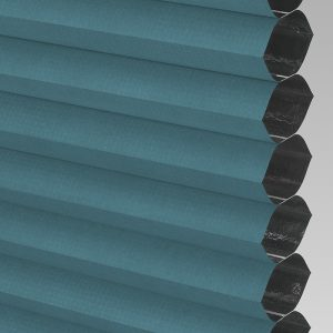 Hive Blackout Emerald Pleated Blind