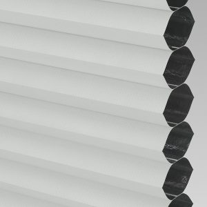 Hive Blackout FR White Duo Thermal Blind