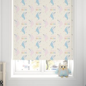 Unicorn Roller Blind