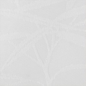 Bamboo Optic White Blind Slat